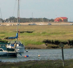 From Jolly Sailor cottage you can explore the north  Norfolk coast