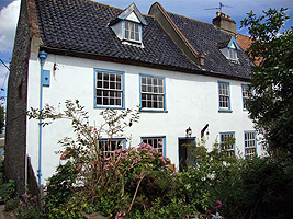 Jolly Sailor Cottage on the north Norfolk coast