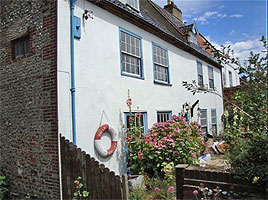 Jolly Sailor Cottage Wells next the Sea Norfolk